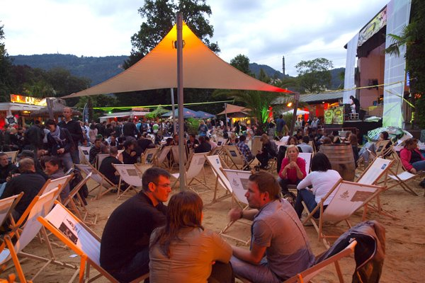 Hypo Beach Bar Bregenz